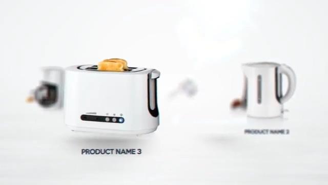 企业公司电商产品品牌矩阵展示片头|CORPORATE LOGO REVEAL 3 IN 1 V2