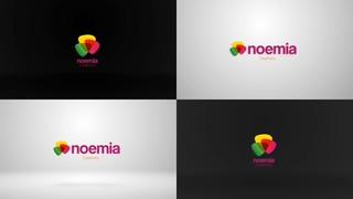 科技简洁线性时尚logo片头