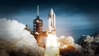 NASA航天飞机挑战者号发射