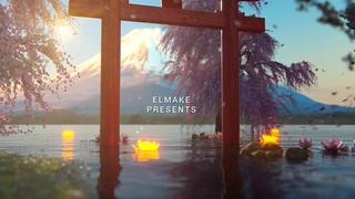 日本,富士山,樱花,优美,优美绚丽日本樱花富士山景象片头视频素材
