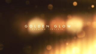 金色,盛典,璀璨,金色朦胧璀璨颁奖盛典片头视频素材