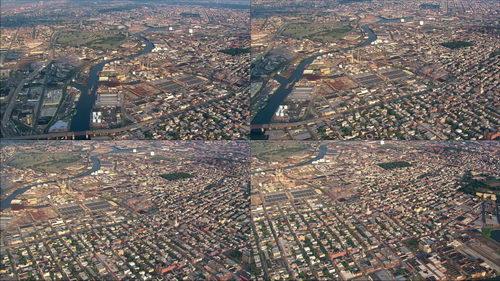 航拍美国,纽约,美国,经济,美国房地产视频素材