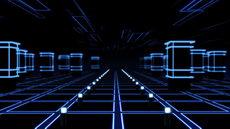 无缝循环廿二,无限延伸的科技空间,科技,空间