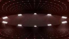 无缝循环廿二,圆环LED照明舞台