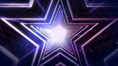 无缝循环廿二,璀璨,五角星