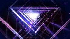 无缝循环廿二,科技飞行三角形,科技,三角形