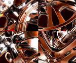 金属轮毂,汽车
