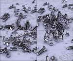 <b>三维,五金,金属,维修,汽车,零件,绘图,图纸,螺母,螺丝,掉落,放弃,检修,维修工具,金属质感,金属渲染,金属材质</b>