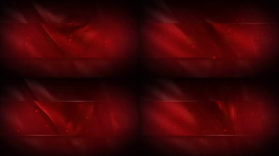 大气的红绸背景,红绸,模板,无缝循环十一