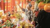 新年期间的唐人街,新年,灯笼,唐人街,国外中国文化