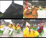 锦州民间文化,竹马舞