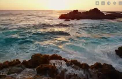 高清,大海,夕阳下的海洋,各个时段,不同景像,海边风景,海风