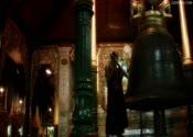 高清,和尚,寺庙,和尚敲钟